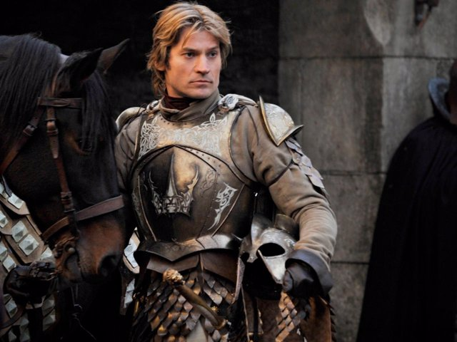 Nikolaj Coster-Waldau, Jaime Lannister en Juego de Tronos