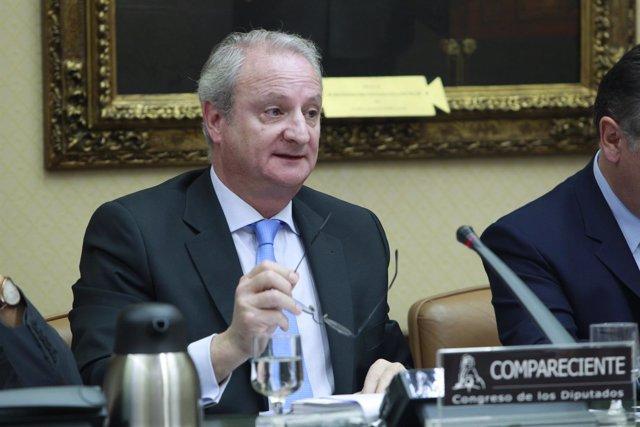 El secretario de Estado de Justicia, Fernando Román