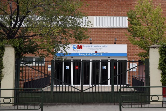 Hospital Carlos III en Madrid