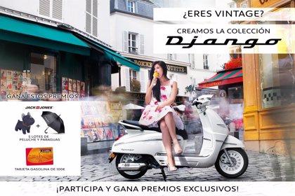 La Peugeot Django llega a los concesionarios españoles