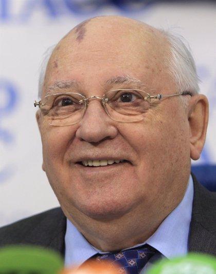 Ingresado en un hospital el expresidente ruso Mijail Gorbachov