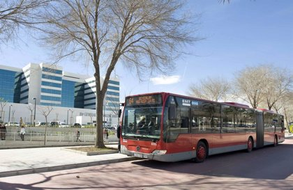 Desciende un 0,5 por ciento el número de viajeros en bus urbano en la Comunitat Valenciana en agosto