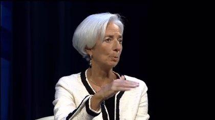 """Lagarde se compromete a """"bailar la danza del vientre"""" si EEUU ratifica la reforma de la institución"""