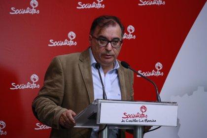 PSOE C-LM pide a Cospedal y Echániz que exijan la dimisión del consejero de Sanidad de la Comunidad de Madrid