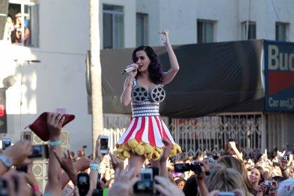 Katy Perry actuará en la Super Bowl