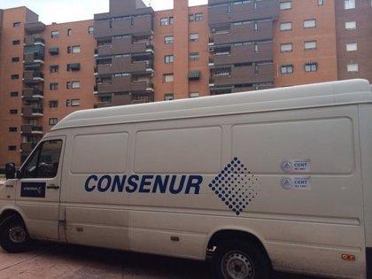 Completada la limpieza del inmueble de Alcorcón donde vive la auxiliar de enfermería contagiada