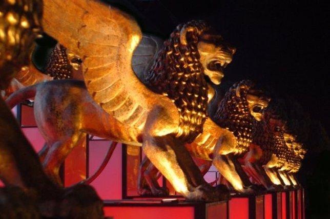 Festival de Venecia. León de Oro