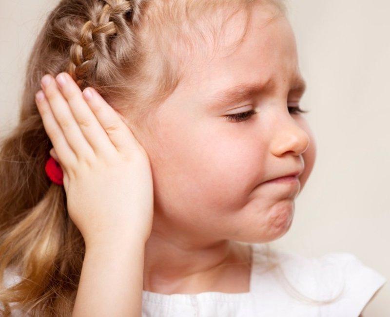 Otitis infantil: cuando el resfriado se complica