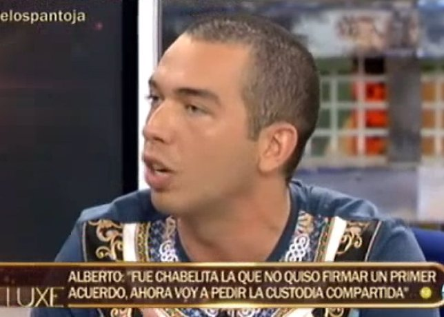 Alberto Isla en el deluxe