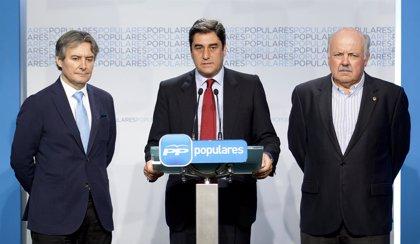 """El PP dice que el Gobierno """"no dejará tirado"""" a ningún profesional sanitario que trabaje fuera de España"""