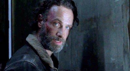 The Walking Dead: En la 5ª temporada Rick será un auténtico guerrero