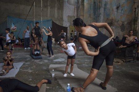 ESCUELA DE CIRCO EN LA HAVANA 2
