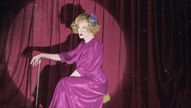 Jessica Lange en American Horror Story: Freak Show