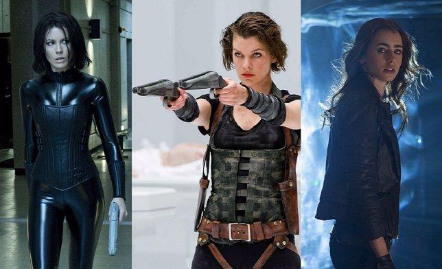 Resident Evil, Underworld y Cazadores de Sombras aterrizan en TV