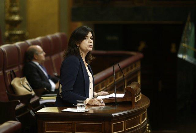 Montserrat Surroca, diputada de CiU