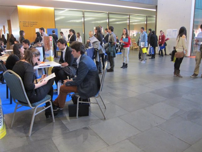 Feria Internacional de Empleo Universitario JOBarcelona