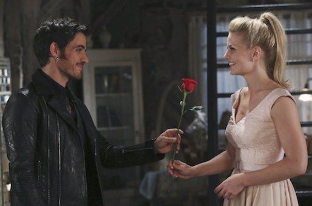 Once Upon A Time: Emma y Garfío tendrán su primera cita