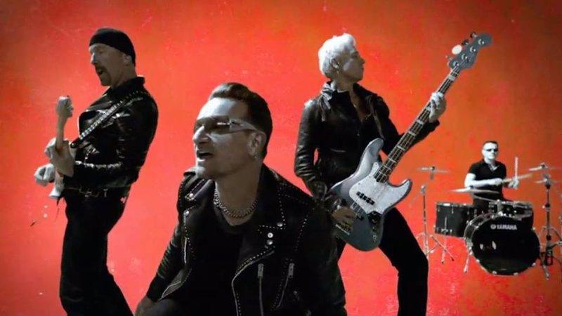 U2 estrena videoclip: 'The Miracle (of Joey Ramone)'