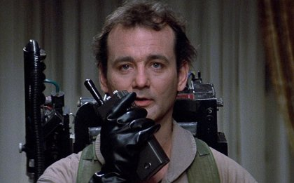 Bill Murray da marcha atrás y abre la puerta a Cazafantasmas 3