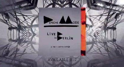 Tráiler del directo de Depeche Mode en Berlín