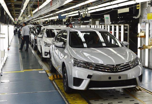 Planta de Toyota en Turquía