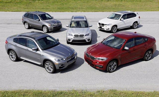 Gama X de BMW