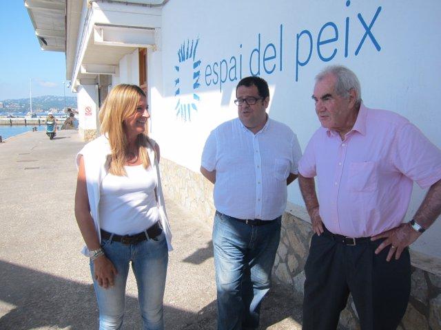 Avancem: Glòria Plana Y Ignasi Elena. Necat: E. Maragall Y P. Almeda. Archivo