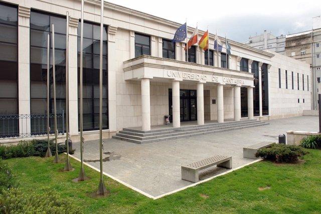 Paraninfo Universidad De Cantabria