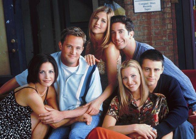 La serie Friends