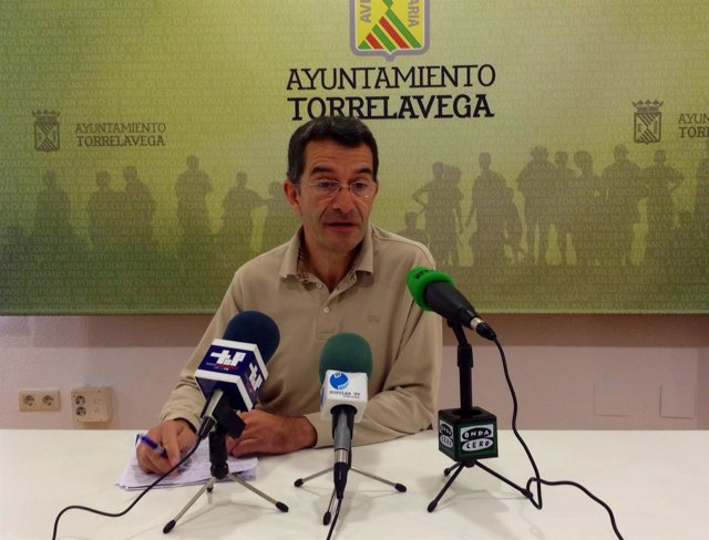 Pedro Noriega, concejal de Torrelavega