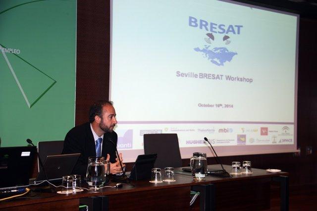 Reunión de expertos sobre el proyecto europeo Bresat