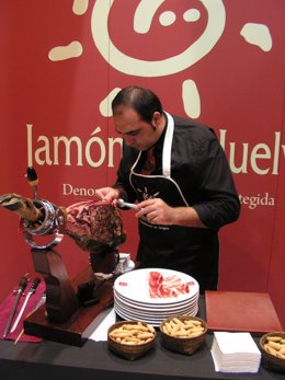 Cortador Jamón De Huelva