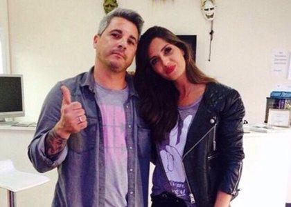 Sara Carbonero confía en el tatuador de los futbolistas, Leo Millares