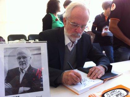"""Greenpeace entrega mañana a Forges el Premio Artemio Precioso por ser un """"ejemplo de activismo y defensa de la paz"""""""