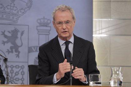 Morenés negocia mañana con EEUU el uso de bases españolas para la operación contra el ébola en África