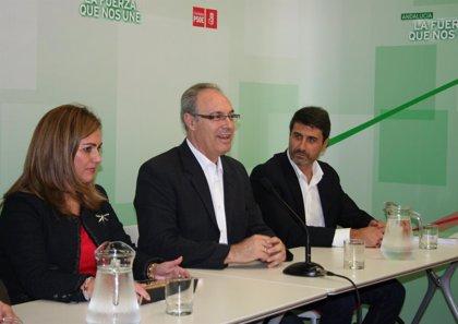 """Serrano dice que la modificación de LOUA prueba que el Gobierno andaluz no """"mira hacia otro lado y afronta la realidad"""""""
