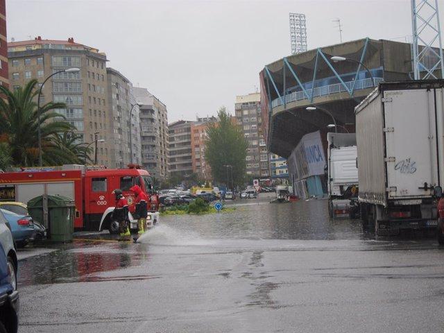 Más FOTOS Inundaciones Vigo