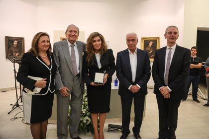 Granada.- Cultura.- La artista granadina Estrella Morente recibe la Medalla de Oro de la Fundación Rodríguez-Acosta