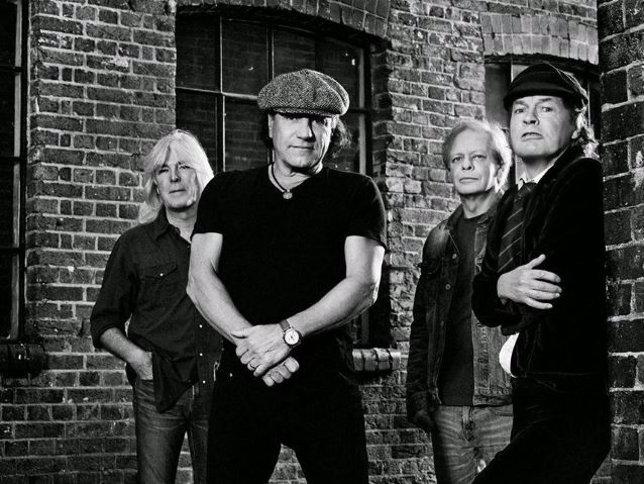 AC/DC En 2014