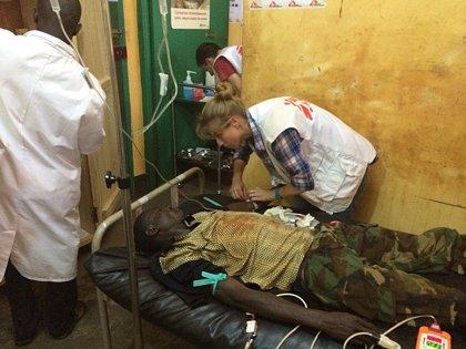 MSF comparte sus protocolos con el Comité de Expertos pero no tendrá participación activa en la formación