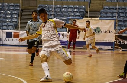Jaén y Santiago Futsal, con paso firme