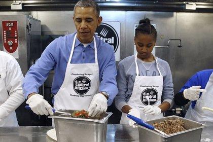 Obama reconoce que su tarjeta de crédito fue rechazada en un restaurante
