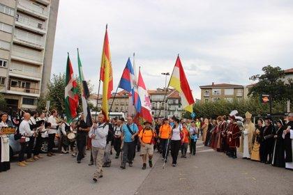 Unas 300 personas participarán en la Marcha Carlos V de Laredo a Medina