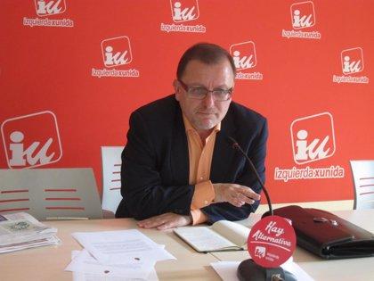 Iglesias (IU) pregunta por las medidas de protección hacia los productores lácteos españoles