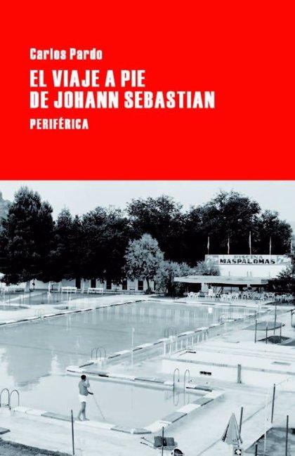 Carlos Pardo vuelve a la novela con el relato 'El viaje a pie de Johann Sebastian'