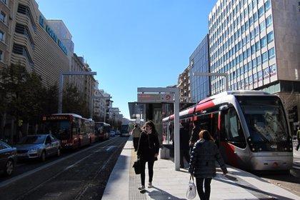 El servicio de tranvía y autobús se refuerza en el último fin de semana de actividades en Valdespartera