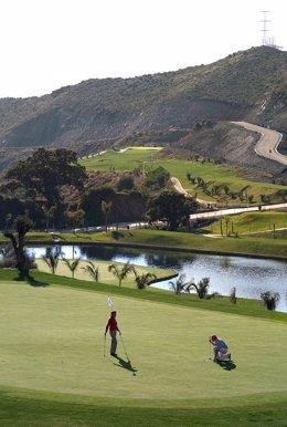 Villa Padierna, Golf, deporte, turismo, swin