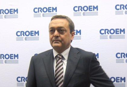 """CROEM considera que la rebaja fiscal anunciada por Cámara """"es un paso adelante"""" y dinamizará la actividad económica"""