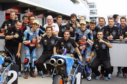 Àlex Márquez consigue una pole de récord en Moto3