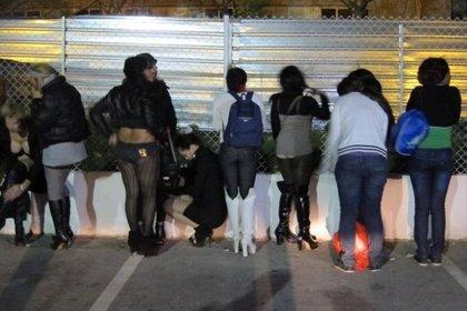 La Guardia Civil ha liberado a 159 mujeres víctimas de la trata de seres humanos en lo que va de año